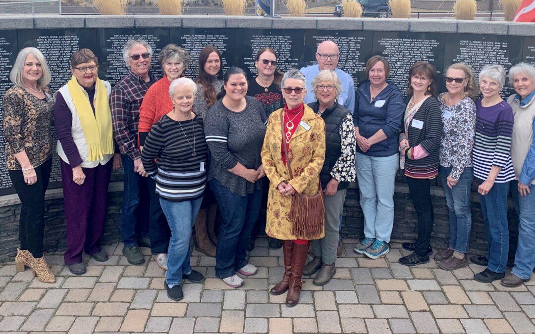 hospice of redmond volunteers 2020